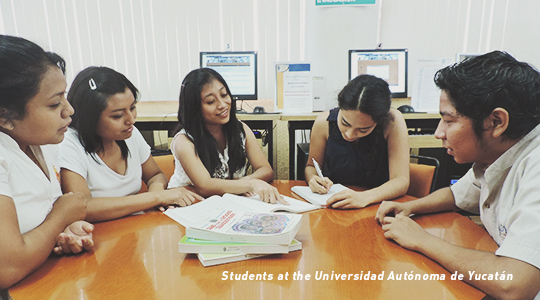 Students-at-the-Universidad-Autonoma-de-Yucatan